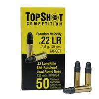 TopShot Competition .22 Long Rifle SV 2,6GR