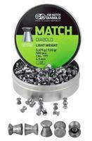 JSB Diabolo Match Light 4,50 (500 ks) 0,475 g