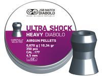 JSB diabolo ULTRA SHOCK Heavy 0,670g 350 ks