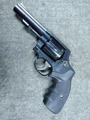 Smith & Wesson Mod. 10-11 stav 1A (1998) Revolver 38 Special - 1
