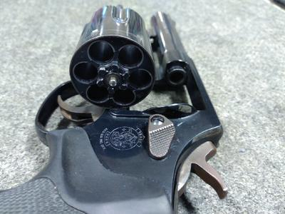 Smith & Wesson Mod. 10-11 stav 1A (1998) Revolver 38 Special - 2