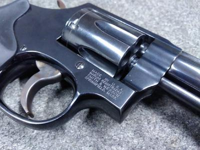 Smith & Wesson Mod. 10-11 stav 1A (1998) Revolver 38 Special - 3